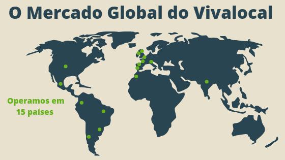 O mercado global do Vivalocal
